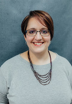 Amanda Kesler, LCMHC